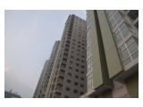 Apartemen strategis di pusat kota bebas macet dekat kantor BI, Kampus unpas, spesial cashback ratusan juta rupiah