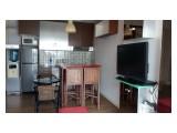Dijual Apartemen Cosmo Terrace - 2 BR Furnished with Cozy Design