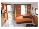 Jual Apartemen Margonda Residence 2 Depok - Studio 24m2 Furnished