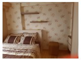 Bassura city apartment 2 bedroom FULL furnished dan siap huni.