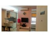 Jual Apartemen Kalibata City Jakarta Selatan - 2 BR 42m2 Furnished