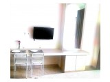 Dijual Cepat Menteng Park Apartment - Tipe Studio