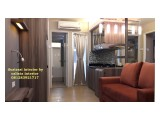 Dijual /Disewakan Bassura City Furnished/Non Furnished harga termurah unit terbaik