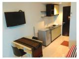 Jual Apartemen Taman Sari Sudirman Jakarta Selatan - Studio 28.8m2 Furnished