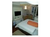 Apartemen Kalibata Cendana Studio fully furnished