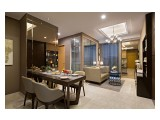 Capitol Suites Luxurious Apartment for Sale - Strategic Location in Central Jakarta