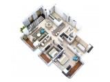 Dijual Apartemen THE STATURE @ MENTENG - 2 BR with Private Lift - Signature - Jakpus