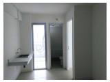 Jual Cepat bassura city 2 bedroom Murah free 2 unit AC
