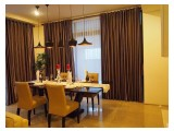 Di Jual Senopati Suite 1 (2+1 BR 133m2, Fully Furnished) & Senopati Suite 2 ( 2 BR 135m2, Semi Furnished)