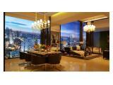 Dijual Cepat Apartemen Anandamaya Residence, Sudirman, Jakarta Pusat – 2 BR / 3 BR
