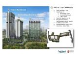 Jual Apartemen The Stature at Menteng - 2BR / 3BR / 4BR / Town House