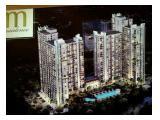 Apartemen Eksklusif Metro Park, Kedoya (2BR)