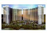 Apartemen Gold Coast PIK, 1BR, View Laut