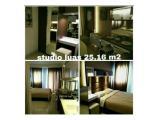 Sample size studio types