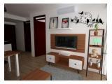 Jual Dan Sewa Apartemen Parahyangan Residence 1 Bedroom & 2 Bedroom