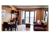 Jual BU Apartemen Hamptons Park - 2 BR - Luas 56m2 - Full Furnihs - Bisa KPA