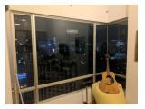 Dijual Cepat Apartemen Sudirman Park 2BR, Luas 49, Furnished