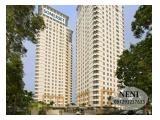 Dijual Apartemen Somerset Berlian Permata Hijau 1BR / 2BR / 3BR Fully Furnished