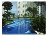 Dijual Apartemen Studio Cantik Educity View Kolam Renang