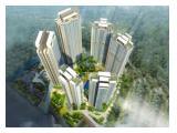 Jual Apartemen Taman Anggrek Residences Jakarta Barat - 1 BR 50m2 Unfurnished