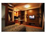 DiJual sangat murah / Disewa Apartemen Gardenia Boulevard Pejaten – 1BR / 2BR , Bisa pilih unit terbaik
