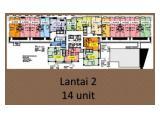 Di Jual Townhouse Pondok Indah Residence