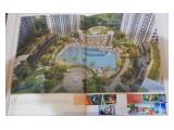 Jual Apartemen Taman Anggrek Residences Jakarta Barat - Studio 26m2 Semi-Furnished