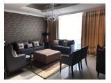 Dijual 2 unit Apartemen Kempinski 2+1BR Luas 123sqm, Furnished