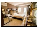 Jual Apartemen Green Signature Park MT Haryono - 1 BR 26 m2 Unfurnished
