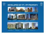 Developed by PT PP Properti