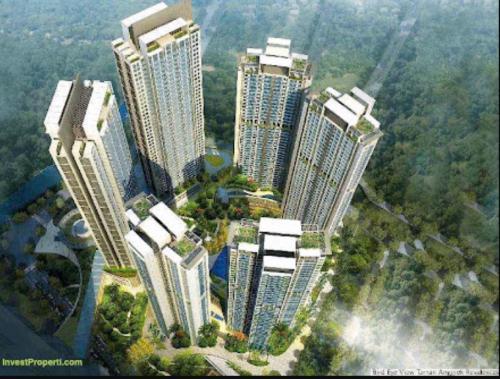 Jual Apartemen Taman Anggrek Residences Apartment Taman