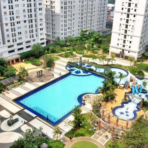 Jual Apartemen Kalibata City - Green Palace Tower Viola ...