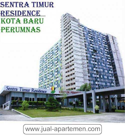 Sentra Timur Residence 2 BR by Tulus 13 Jakarta Indonesia