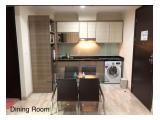 Di Jual Apartemen Menteng Park - Tower Diamond 2 BR (Hoek) Fully Furnished