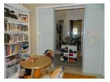 Dijual Apartemen Senayan Residence - 4 BR 187 m2 Fully Furnished