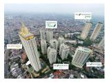 Dijual apartemen Pakubuwono Residence - Full Furnished 2BR/2BR+1/3BR/3BR+1/Penthouse