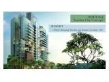 Di Pasarkan harga Perdana konsep Heritage Resort Apartemen