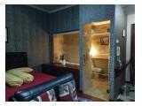Dijual Cepat Apartemen Sudirman Park 1br,Luas 31sqm, Furnished