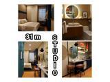 Dijual Apartemen Fatmawati City Center Dekat Citos - Dua Tipe -
