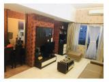 Jual murah 3 kamar furnish bagus lantai 9
