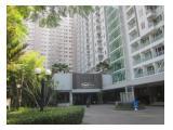 Jual di Bawah Harga Pasar Apartemen Galeri Ciumbuleuit 1 Bandung - Type Studio 27 m2 Furnished MURAH