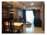 Dijual Apartemen Cassagrande 2+1 BR Full Furnished Harga BU