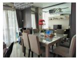 Dijual Apartemen Thamrin Residence - 2 BR 77 m2 Fully Furnished