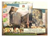 Jual Apartemen Bogor Icon Bogor - Studio 26.45 m2 Furnished
