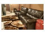 Dijual Cepat Apartemen Sudirman Park Luas 48 m2, 2BR Fully Furnished