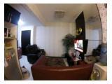Dijual Cepat Apartemen Sudirman Park Luas 48 m2, 2BR Furnished