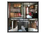 Tower Gaharu lt. 21 Furnished