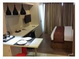 Apartemen Student Park Studio Fully Furnished