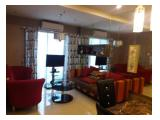 Dijual Cepat Apartemen Thamrin Residences 3BR Lux Furnished