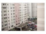Jual Apartemen Kalibata City Jakarta Selatan - 2 BR 33m2 Unfurnished